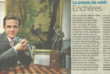 Tribune de Genève, Bernard Piguet