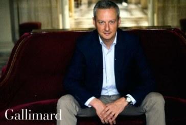 Dîner-débat avec Bruno Le Maire
