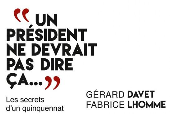 Dîner-débat avec Gérard Davet et Fabrice Lhomme