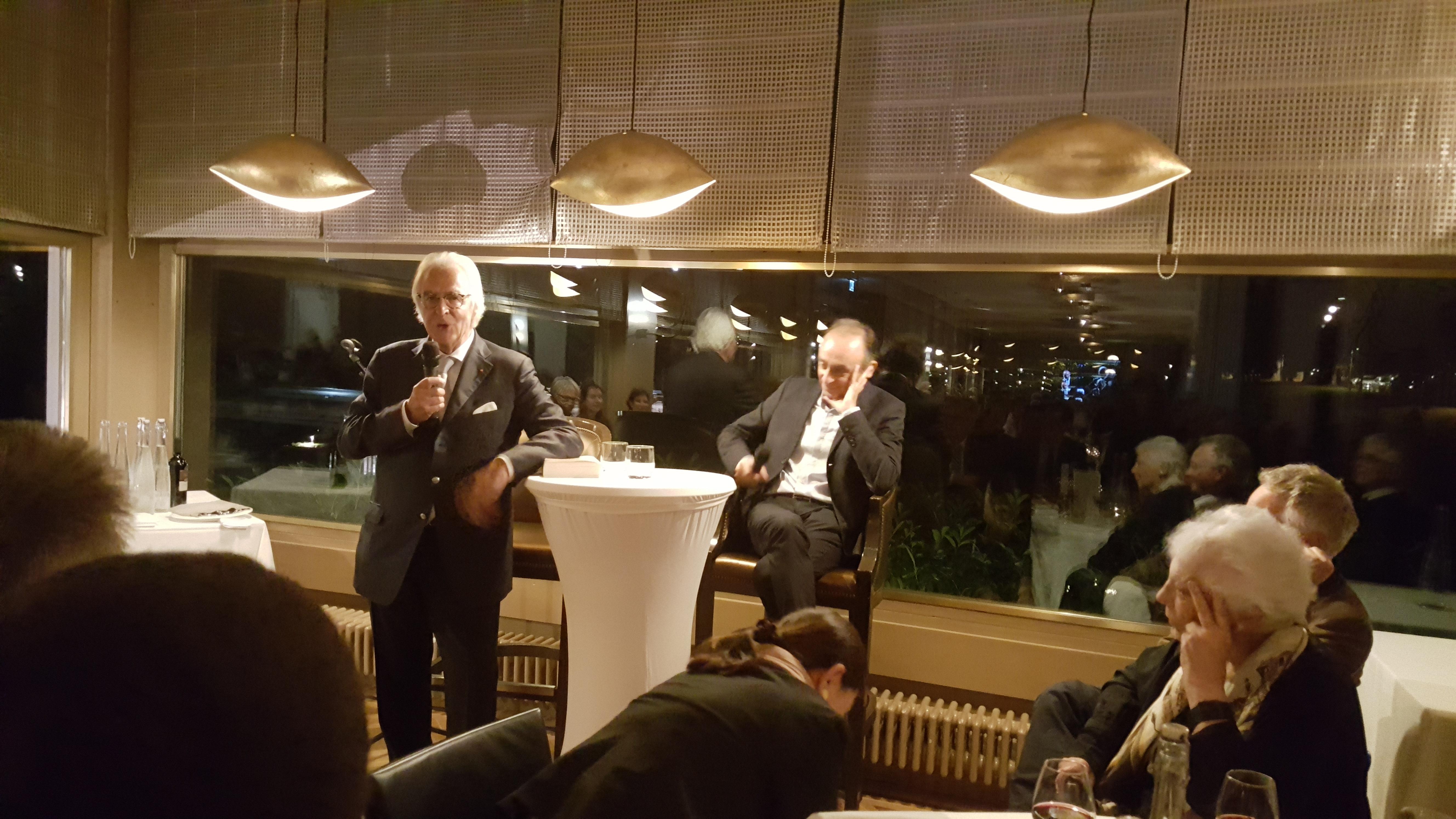 Eric Zemmour et Marc Bonnant : Les mots et les maux de la France