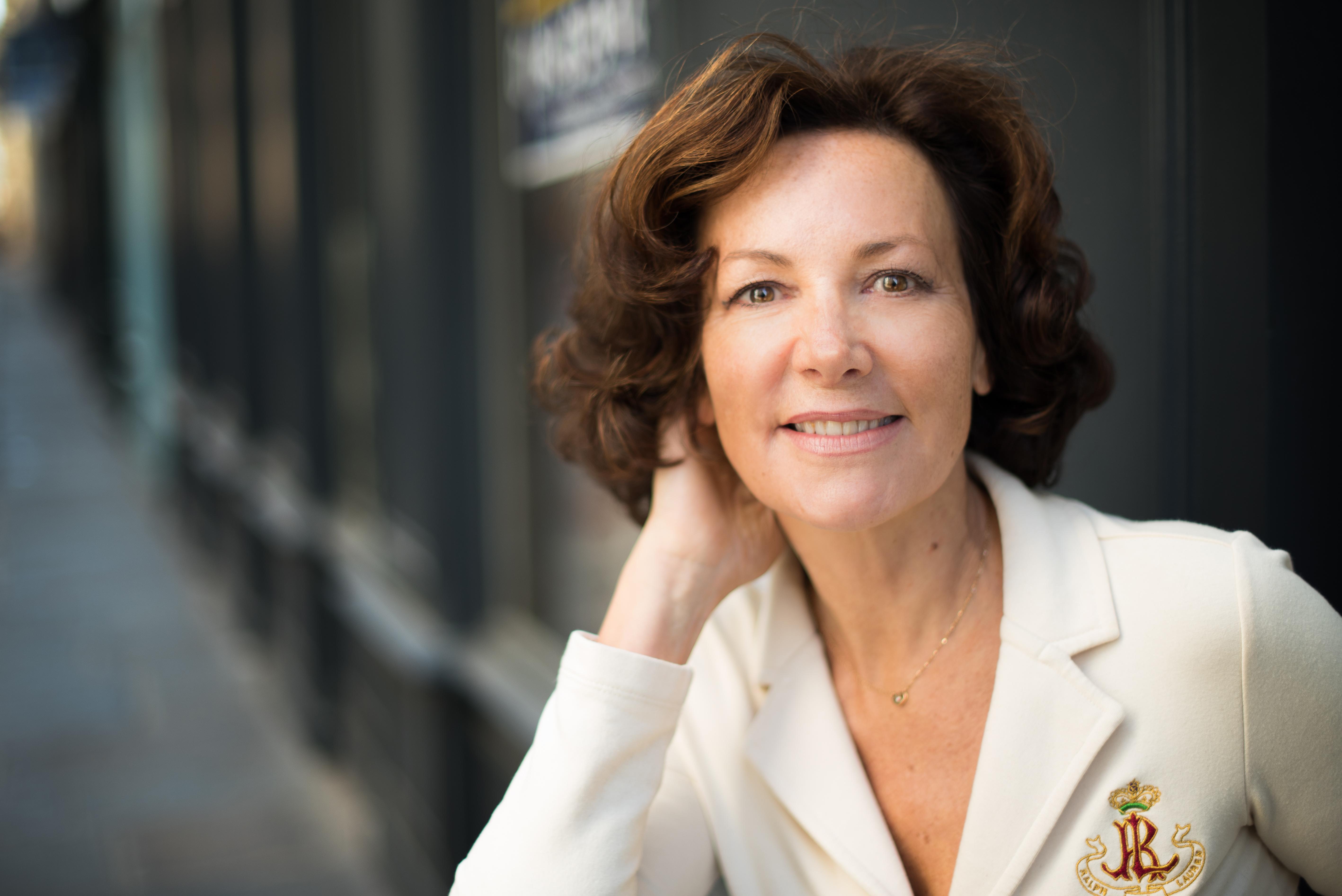 Déjeuner-débat avec Stéphanie des Horts :les Soeurs Livanos